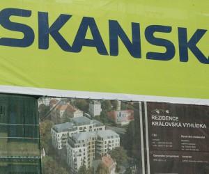 Praha 8 – Skanska koupila projekt, kde vyroste 533 nových bytů. Víme kde!