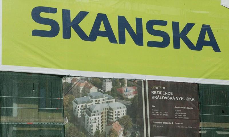 Praha 8 - Skanska koupila developerský projekt v Karlíně, kde vyroste 533 nových bytů.