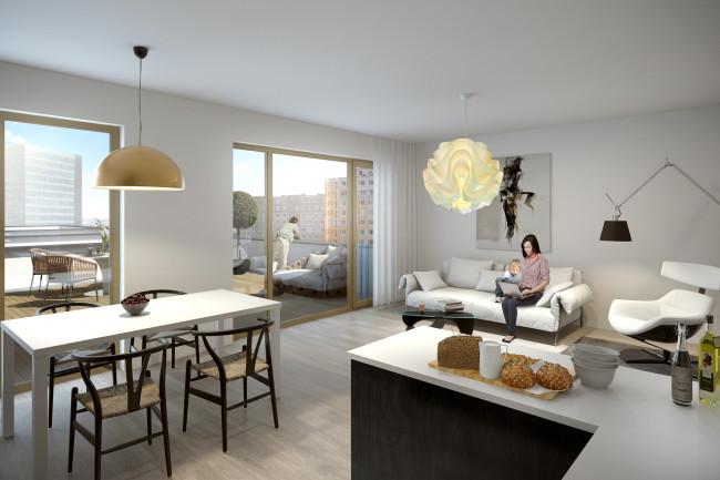 Jaký je nejčastěji prodaný nový byt v Praze? Známe odpověď!