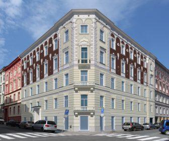 Novostavba Rezidence U Studánky 18 prodej bytů Praha 7 - Bubeneč