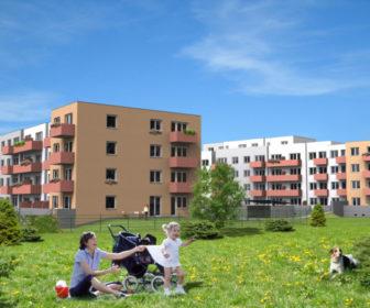 Novostavba Panorama Kyje VIII prodej bytů Praha 9 - Kyje