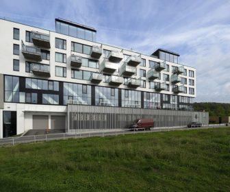 Novostavba Rezidence Sacre Coeur 2 prodej bytů Praha 5 - Hřebenky