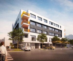 Novostavba Chytré bydlení BLV@Horní Měcholupy prodej bytů Praha 10 - Horní Měcholupy