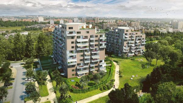 Developeři v Praze nestíhají uspokojit poptávku po novostavbách.