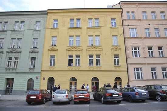Nusle – Radnice Prahy 4 dokončila 27 nových bytů v Táborské ulici, které nabídne svým občanům