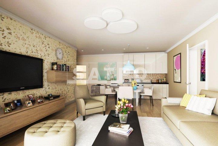 Praha 5 - V Hřebenkách vyrostou luxusní nové byty pro seniory