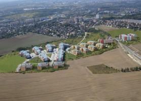 Praha 9 – Ekospol postavil v Kyjích dalších 5 novostaveb s 221 novými byty