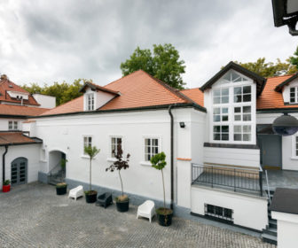 Novostavba Little Monastery prodej bytů Praha 5 - Strahov