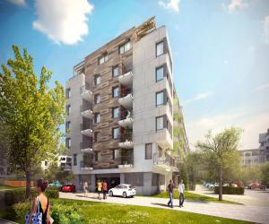 Novostavba Prosek Park VIII prodej bytů Praha 9 - Střížkov
