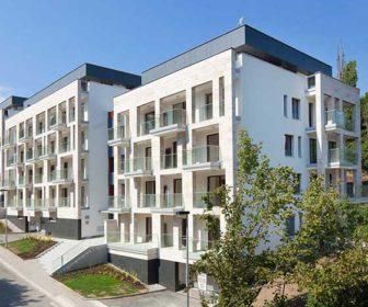 Novostavba Rezidence Park Nikolajka prodej bytů Praha 5 - Smíchov