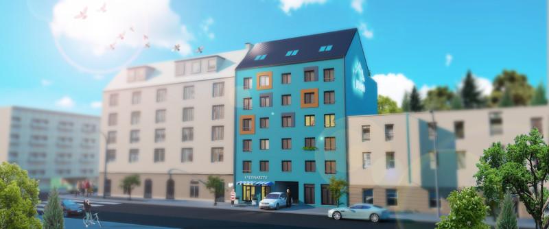 Bytový dům ARGO
