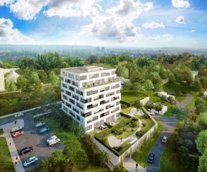Novostavba Byty Na Korábě prodej bytů Praha 8 - Libeň