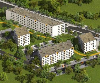 Novostavba Vivus Uhříněves prodej bytů Praha 10 - Uhříněves