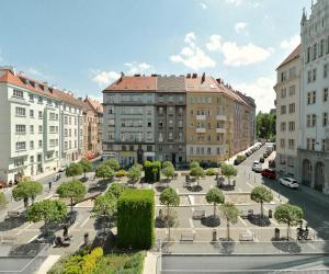 Novostavba Dejvice House prodej bytů Praha 6 - Dejvice