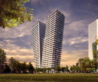 praha-4-na-pankraci-roste-novostavba-v-tower-se-130-luxusnimi-novymi-byty