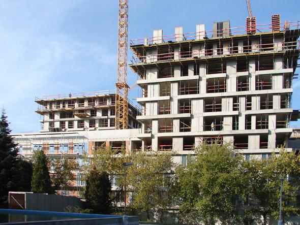 Praha - Central Group v centru Prahy začne nabízet v roce 2016 nové investiční byty s garantovaným výnosem