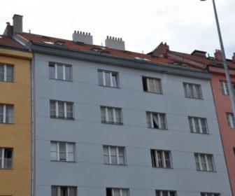 Novostavba Byty U Křížku prodej bytů Praha 4 - Nusle