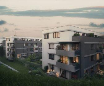 Novostavba Park Cihelka prodej bytů Praha-západ - Libčice nad Vltavou