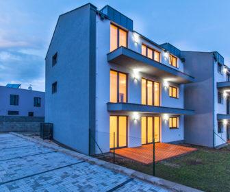 Novostavba DUO Řeporyje prodej bytů Praha 5 - Řeporyje