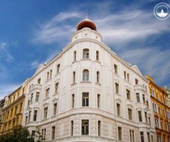 Novostavba Byty Šimáčkova 15 prodej bytů Praha 7 - Holešovice