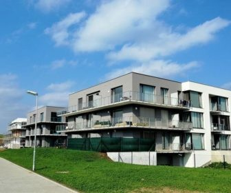 Novostavba Bydlení Jinočany prodej bytů Praha-západ - Jinočany