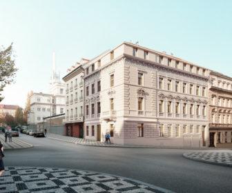 Novostavba Rezidence U Bojovníka prodej bytů Praha 3 - Žižkov