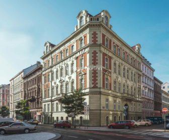 Novostavba Rezidence Malátova 7 prodej bytů Praha 5 - Smíchov