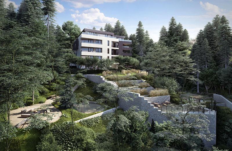 Barrandovská Zahrada
