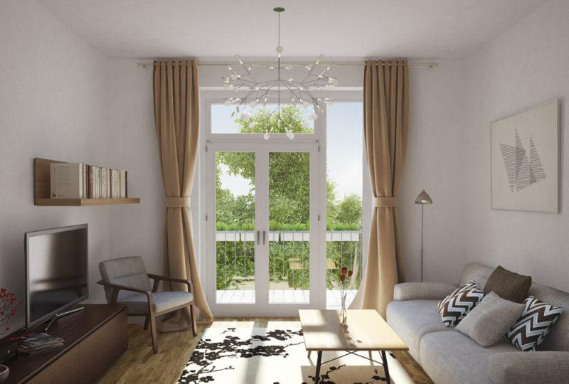 Novostavba Garden House prodej bytů Praha 6 - Dejvice
