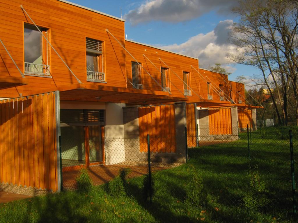 Novostavba Rodinné domy Zbraslav prodej bytů Praha 5 - Zbraslav