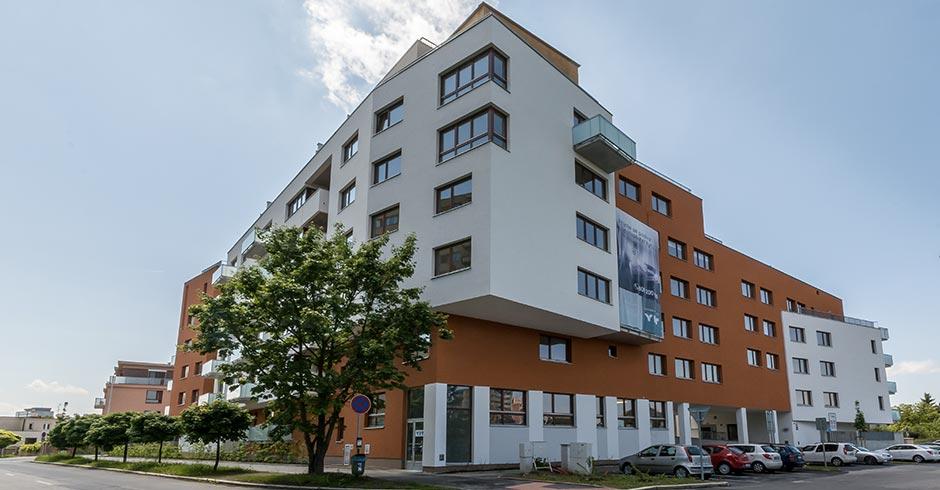 Novostavba KOTI Braník prodej bytů Praha 4 - Braník