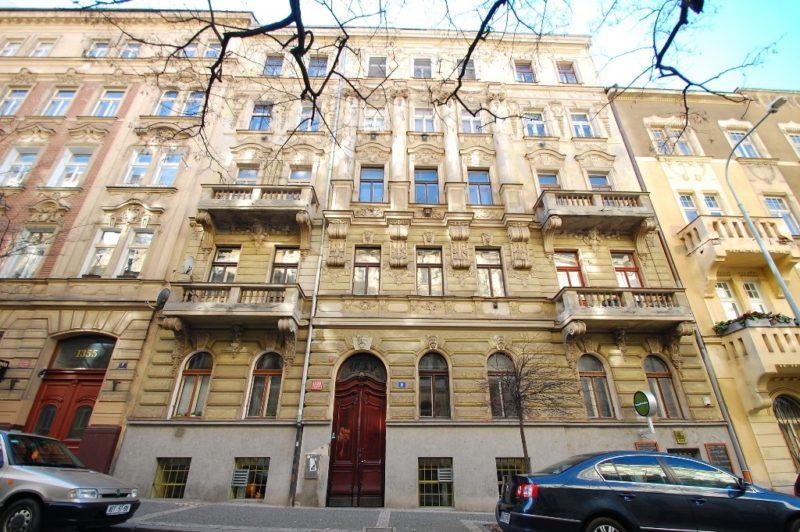 Novostavba Nitranská 9 prodej bytů Praha 3 - Vinohrady