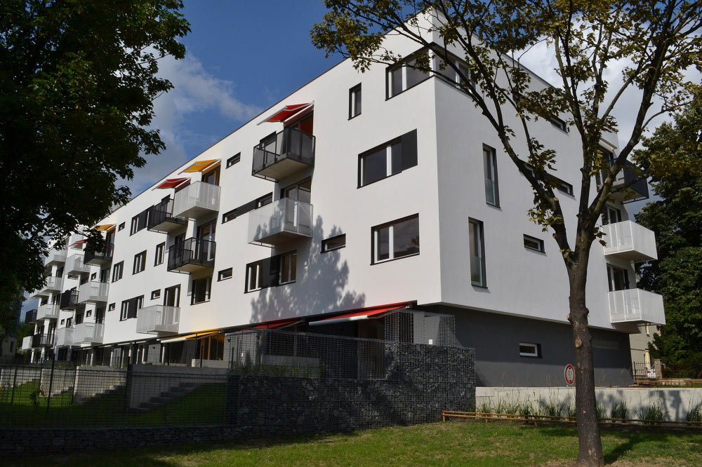 Novostavba KOTI Hostivař II. prodej bytů Praha 10 - Hostivař