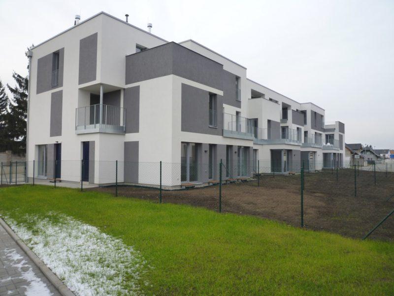 Novostavba Za panskou stodolou prodej bytů Praha 9 - Čakovice