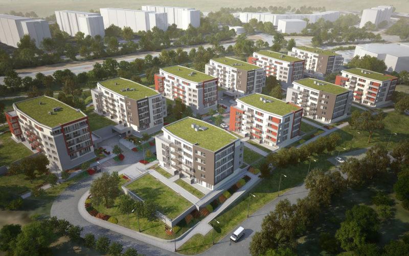 Společnost Central Group nabídne k prodeji téměř 800 bytů po celé Praze