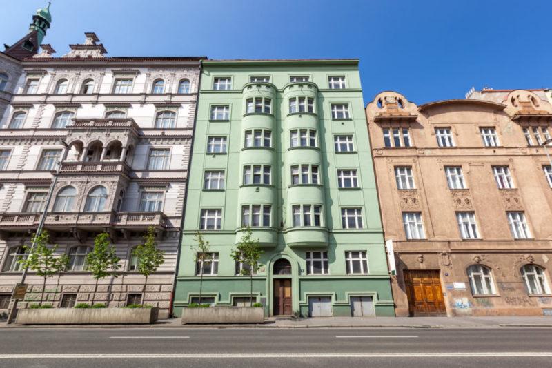 Novostavba Rezidence Stakonická prodej bytů Praha 5 - Smíchov