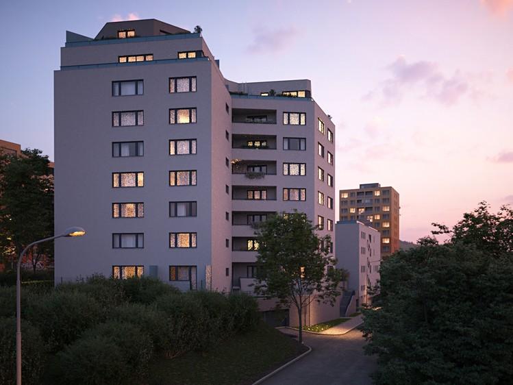 Novostavba Nové byty Hostivař prodej bytů Praha 10 - Hostivař
