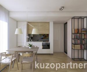 Nove byty Top of Prague – Residence Garden Towers