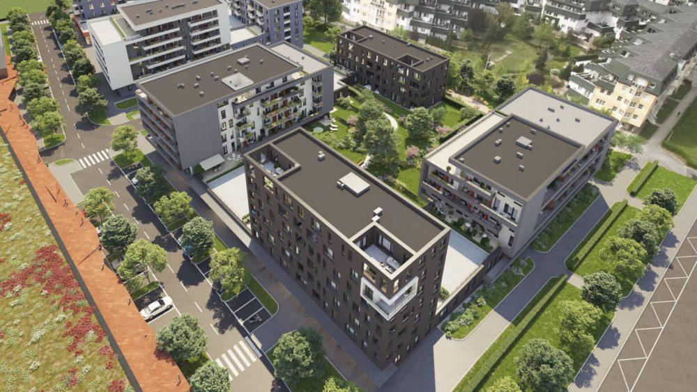 Na Barradově připravují rezidenční komplex, přinese 259 bytů
