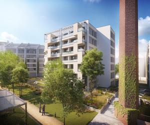 Nove byty Bytový dům pod Mlynářkou - stavební povolení