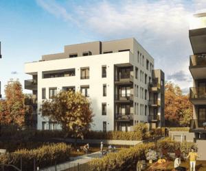 Nove byty Moderní prodejní centrum v rezidenci Tulipa Třebešín