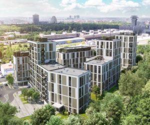 Nove byty Nové Město - V Soukenické ulici na Praze 1 vzniknou nové byty. Novostavba by měla nahradit historický dům