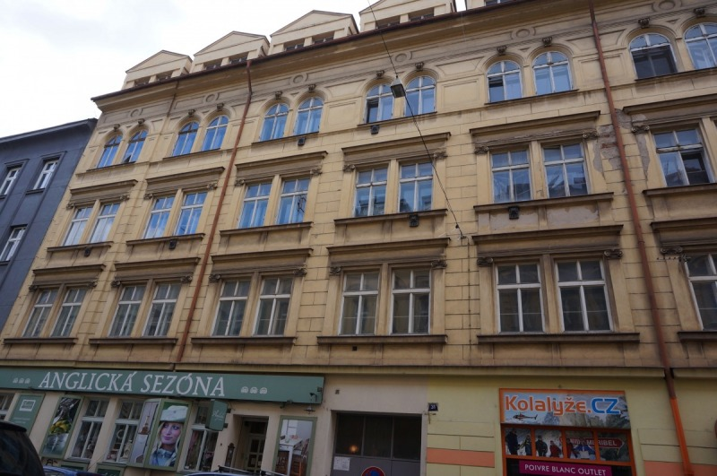 Novostavba Byty Na Bělidle prodej bytů Praha 5 - Smíchov