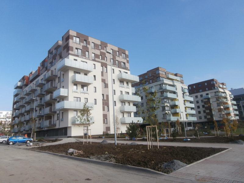 Novostavba Družstevní byty Stodůlky prodej bytů Praha 5 - Stodůlky