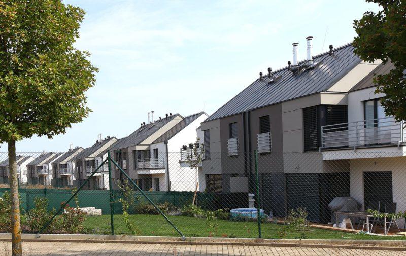 Novostavba Modrý Platan prodej bytů Středočeský kraj - Beroun