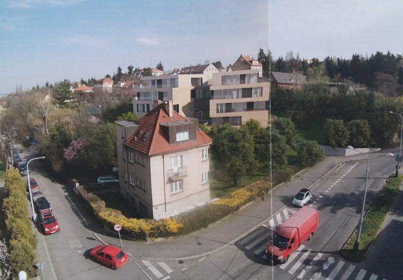 Novostavba Rezidence U Dejvického rybníčku prodej bytů Praha 6 - Dejvice