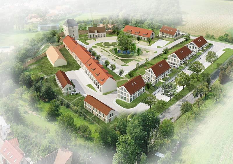 Novostavba Nové Královice prodej bytů Praha 10 - Královice