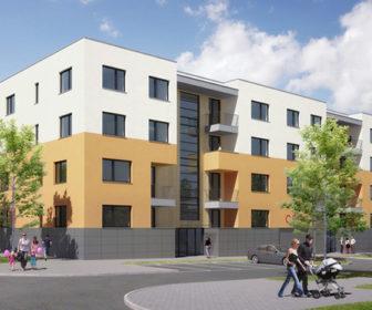 Novostavba Maloměřické nábřeží prodej bytů Brno - Maloměřice a Obřany