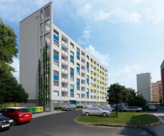 Novostavba Byty Bolzáno prodej bytů Brno - Černovice