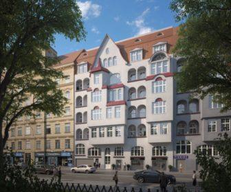 Novostavba Byty Kotlářská prodej bytů Brno - Brno-střed